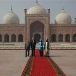 Hillary Rodham Clinton, Shah Mehmood Qureshi
