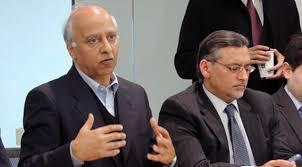 Imtiaz Gul and Arif Ansar