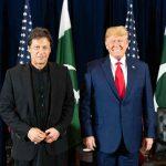 Imran Khan and Trump UNGA