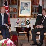 Nawaz Sharif and Biden