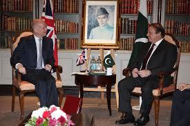 Nawaz Sharif and Joe Biden