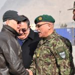 VP Biden tours Kabul Military Training Center